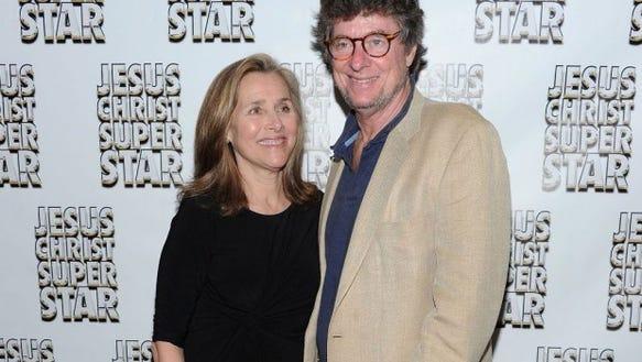 Meredith Viera and Richard Cohen