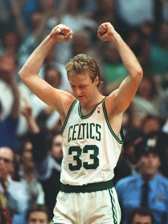 33 facts to celebrate Larry Bird's 60th birthday