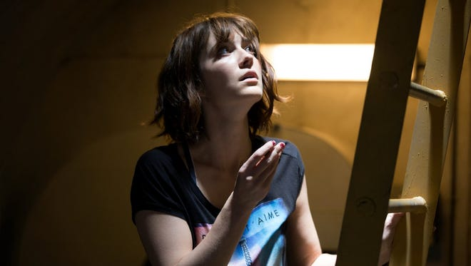 Mary Elizabeth Winstead stars in '10 Cloverfield Lane,' opening in El Paso area theaters this week.