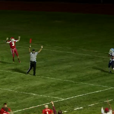 St. Johns had a miracle touchdown to win.