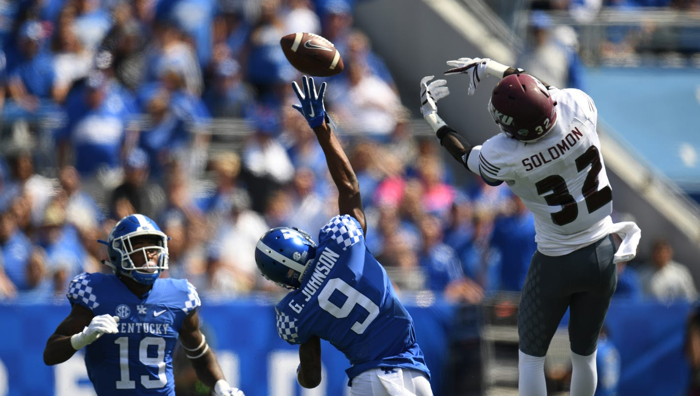 Kentucky Football | UK overcomes early struggles in win ...