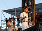 Among daytime performances was a concert by musical guest Janelle Monae.