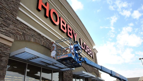 Hobby Lobby opened its Prattville location in 2009.