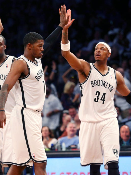 Nets put it all together to drub Heat in Game 3