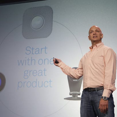 Nest founder Tony Fadell lays out the company's growing