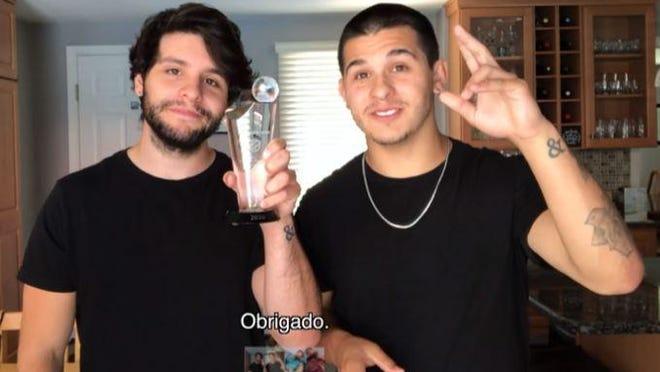 Tyler & Ryan.