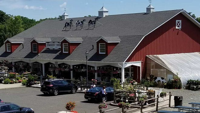 Outside view of Demarest Farms