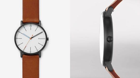 The best Christmas gifts for men: Skagen Signatur Watch