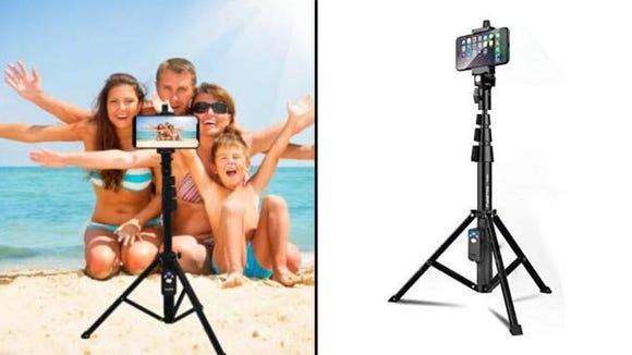 Best gifts under $25: Fugetek Selfie Stick and Tripod