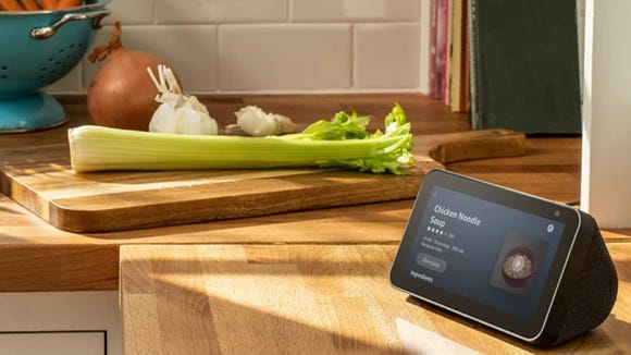 You can get the Echo Show 5 for under $50 right now, plus get cool extras.