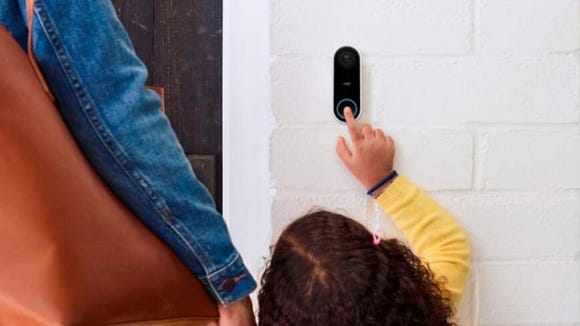 The Nest Doorbell is honestly incredibly fun to play with.