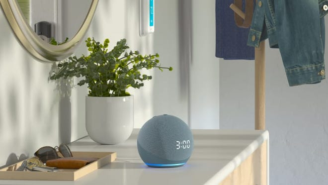 Best Mother's Day gifts; Echo Dot