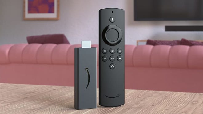 The Fire Stick Lite comes with a barebones remote at a budget-friendly price.
