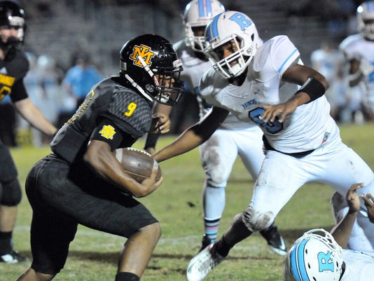 MERRITT ISLAND VS ROCK FOOTBALL
