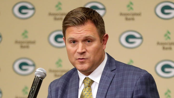 Brian Gutekunst will be 'his own man' as Packers GM