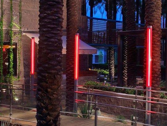 The Hyatt Regency Scottsdale Resort and Spa at Gainey Ranch.