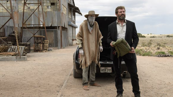Just because 'Logan' is a superhero movie doesn't mean