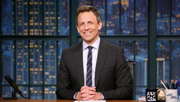 Seth Meyers channeled Jon Stewart in his Fox News critique.