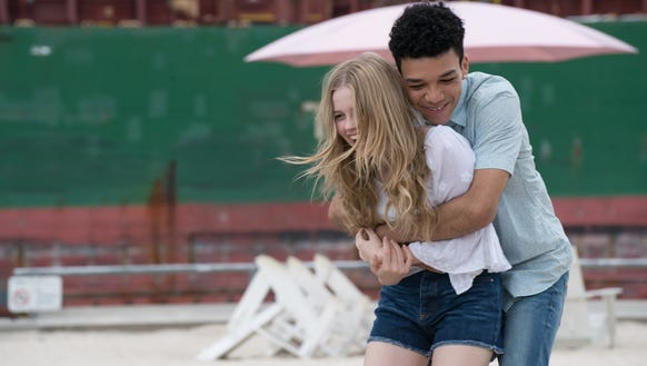 Angourie Rice stars as a girl who falls in love with
