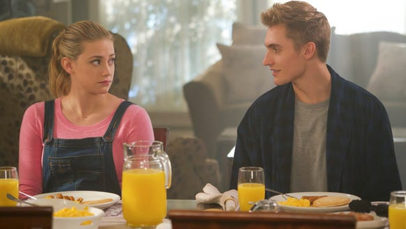 Betty (Lili Reinhart) has doubts about her long-lost