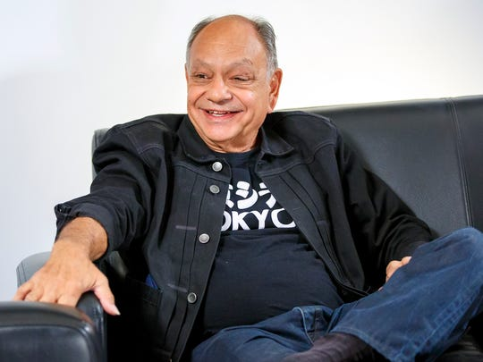 Cheech Marin: July 13, 1946.