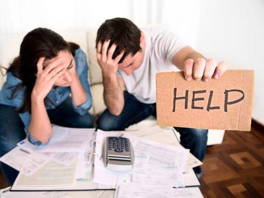you may benefit from visiting a financial therapist
