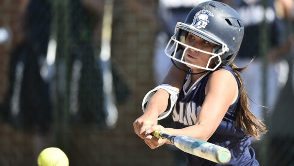 Chambersburg's Taylor Myers is one of the three returning