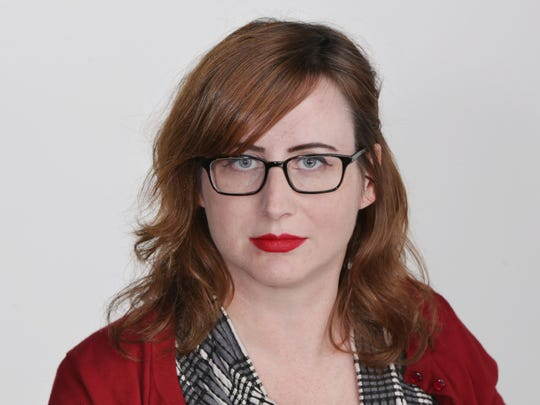 Detroit Free Press columnist Nancy Kaffer.