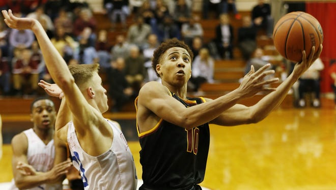 McCutcheon's Robert Phinisee is just getting to build a relationship with IU's new coaching staff.