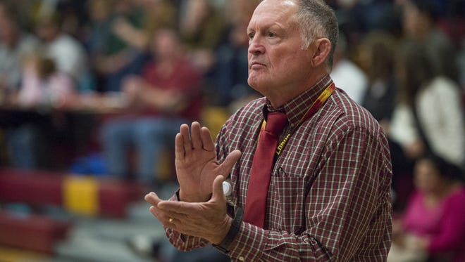 Longtime Rocky Mountain High School coach Ken Taylor will receive the Lifetime Service to Wrestling award from the Colorado Chapter of the National Wrestling Hall of Fame.