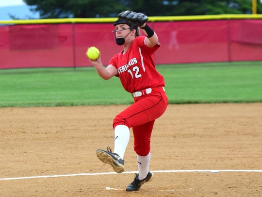 Riverheads' Emily Walters was named Player of the Year
