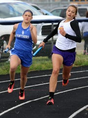 The Ross County Track and Field Meet was held Tuesday night, May 2, 2017, at Adena High School in Frankfort.