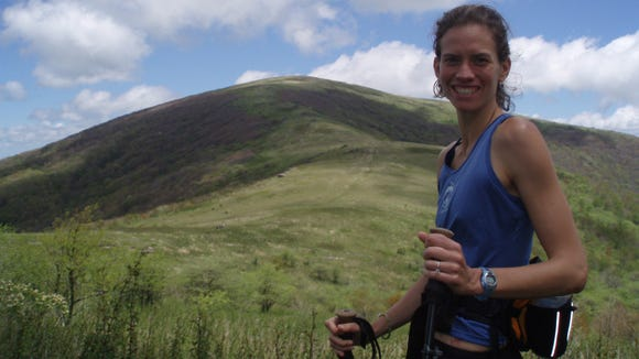 Jennifer Pharr Davis of Asheville has been elected to the Appalachian Trail Conservancy board of directors.