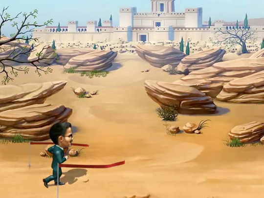 Detroit-made video game teaches about the Bible
