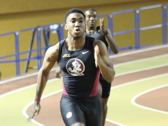 Bouncing back from a leg injury, Darryl Haraway has caught stride this year for Florida State.