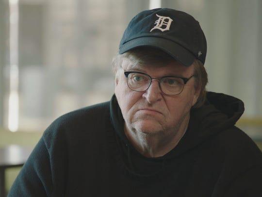 "Michael Moore's latest effort is ""Fahrenheit 11/9."""