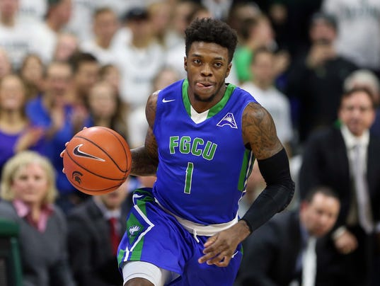 NCAA Basketball: Florida Gulf Coast at Michigan State