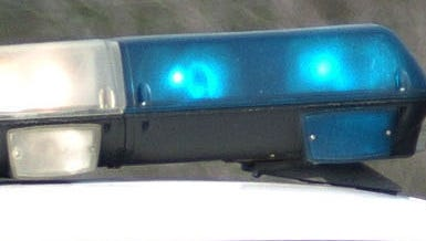 A person was killed in two-vehicle accident.