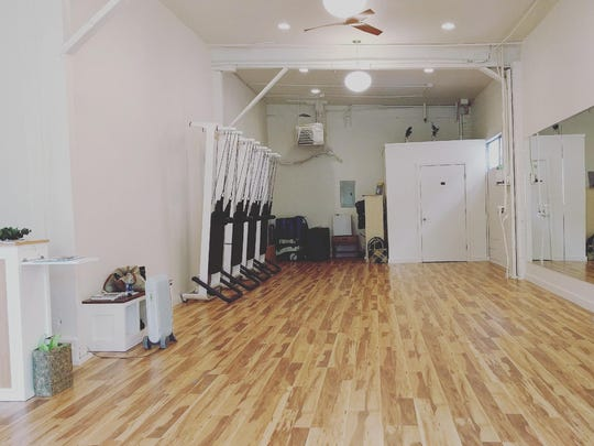 Jean Chen Smith's new Pilates studio is ready for business.