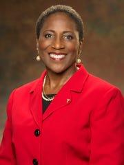 Rev. Dr. Judy Cummings, senior pastor at New Covenant
