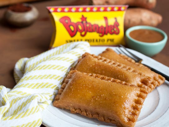 For Pi Day, get three Bojangles' sweet potato pies