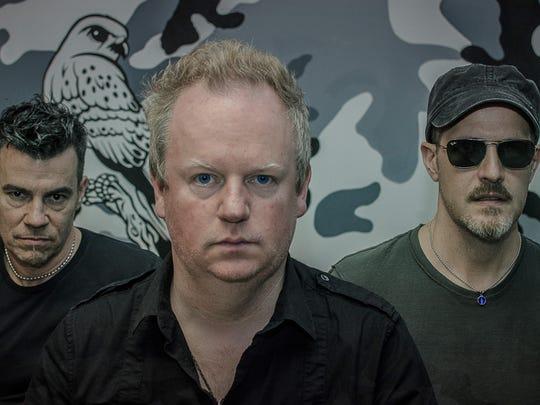 The New Brunswick-based alternative-rock trio Lost