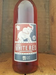 Little White Red from Vines & Rushes Winery in Ripon.