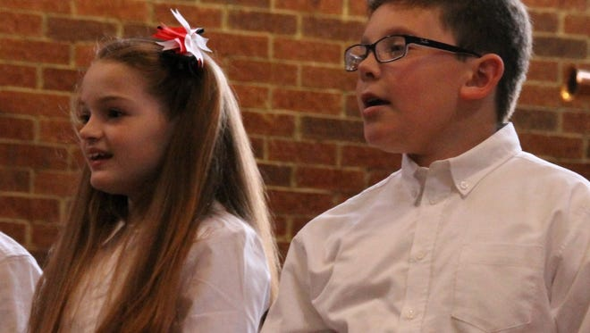 The Ethos Children's Choirs, a select children's choir program that serves students grades 2-6 in Middle Tennessee, will hold open rehearsals from 4:30-5:30 p.m. Thursday and Sept. 15 at First United Methodist Church in Murfreesboro, 265 W. Thompson Lane.