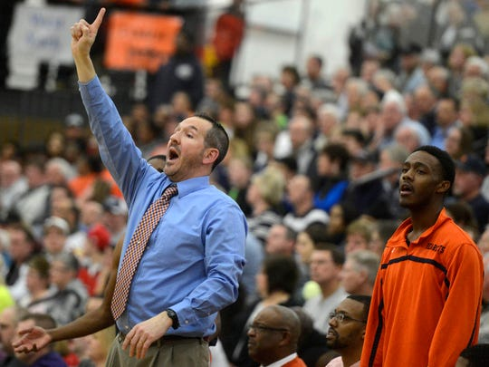 """After 10 years of being at the helm of William Penn basketball, Troy Sowers stepped down during this past season. """"When your mind is consumed with winning, getting kids into college and playing at the level we were playing, it consumed my mind,"""" Sowers said of the current coaching climate in high school athletics. """"Now my mind is freer. There's less stress, more energy."""""""