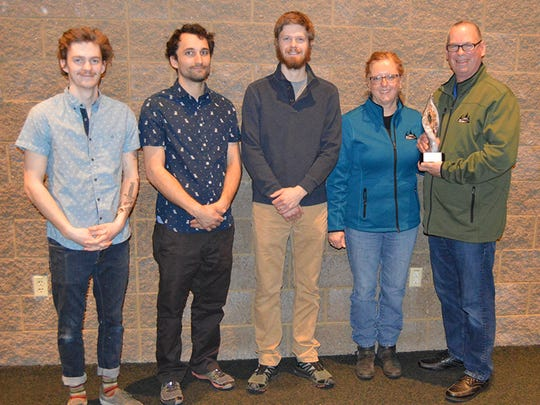 TCTeardrops LLC was among the Wausau Region Chamber of Commerce's 2018 Small Businesses of the Year.