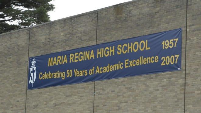 Maria Regina High School in Hartsdale.