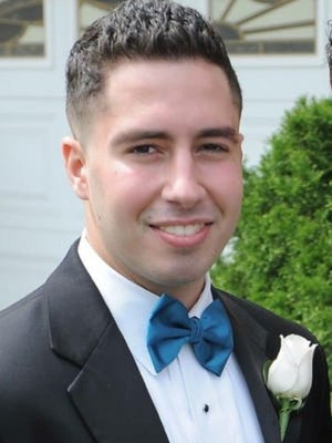 Joseph Micalizzi was killed at his fraternity house in Newark.