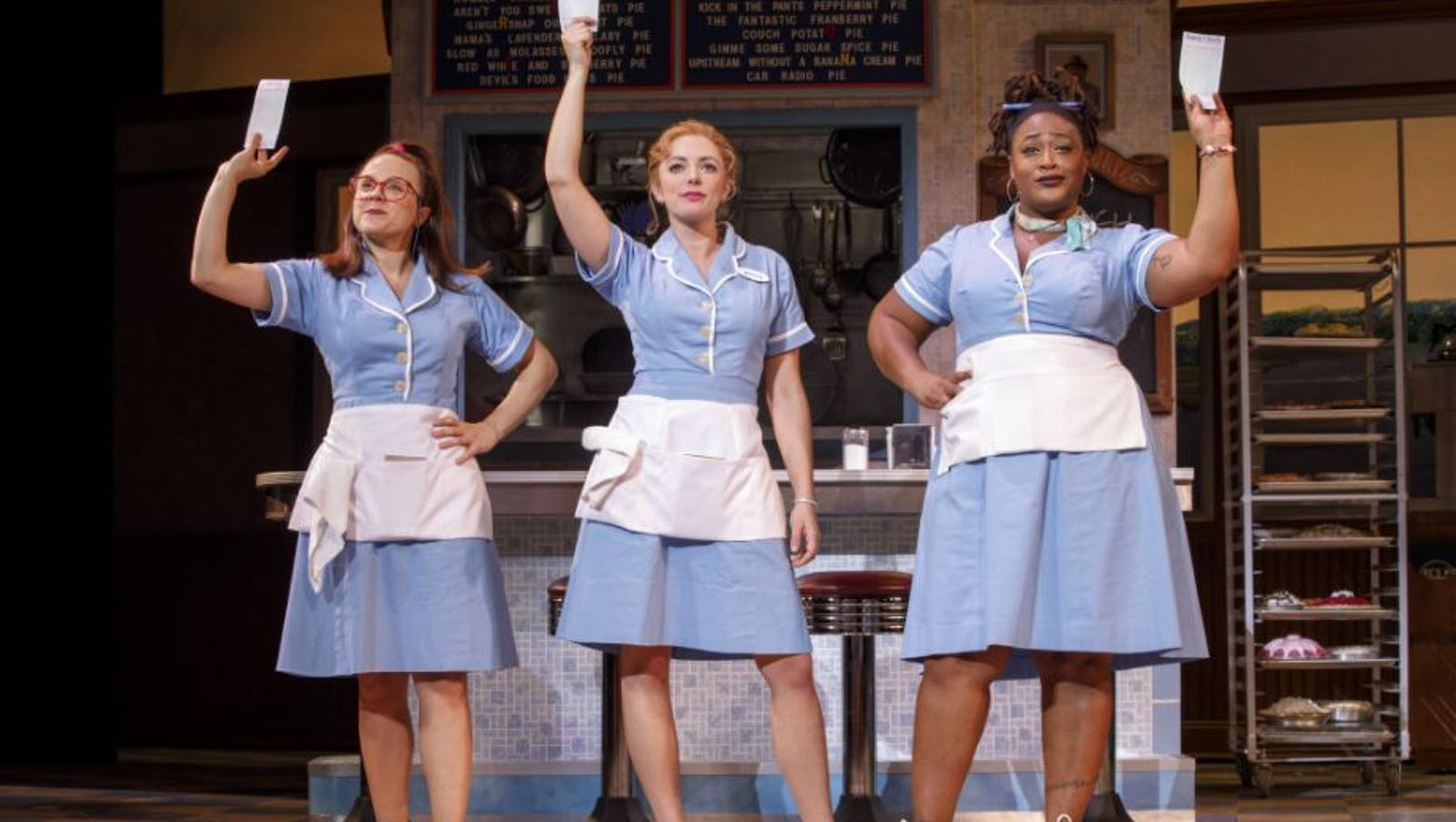 Waitress, Jersey Boys, The Color Purple coming to Stephens Auditorium 2019-2020 season