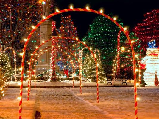 8 top 2016 holiday lights displays